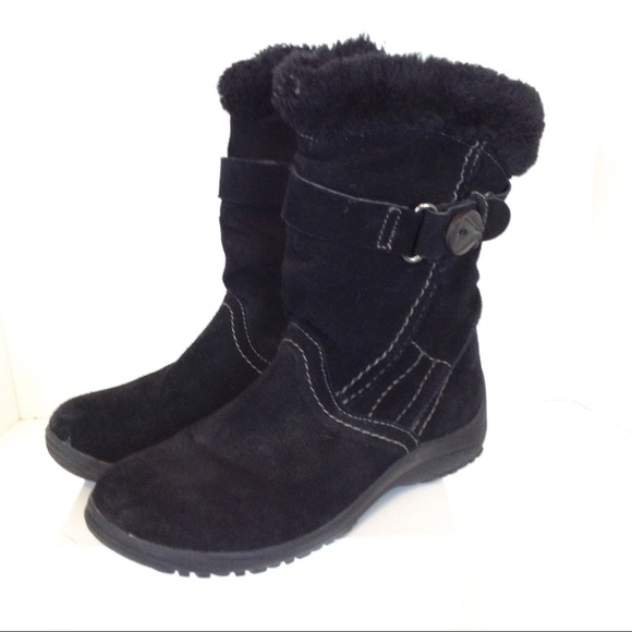 Earth Spirit Shoes | Ankle Boot Leather